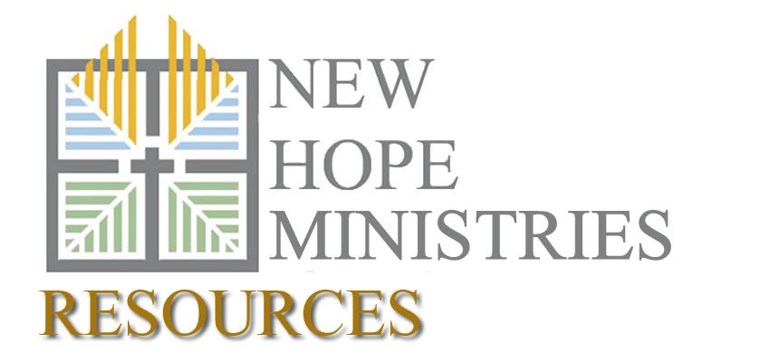 Shop New Hope Resources